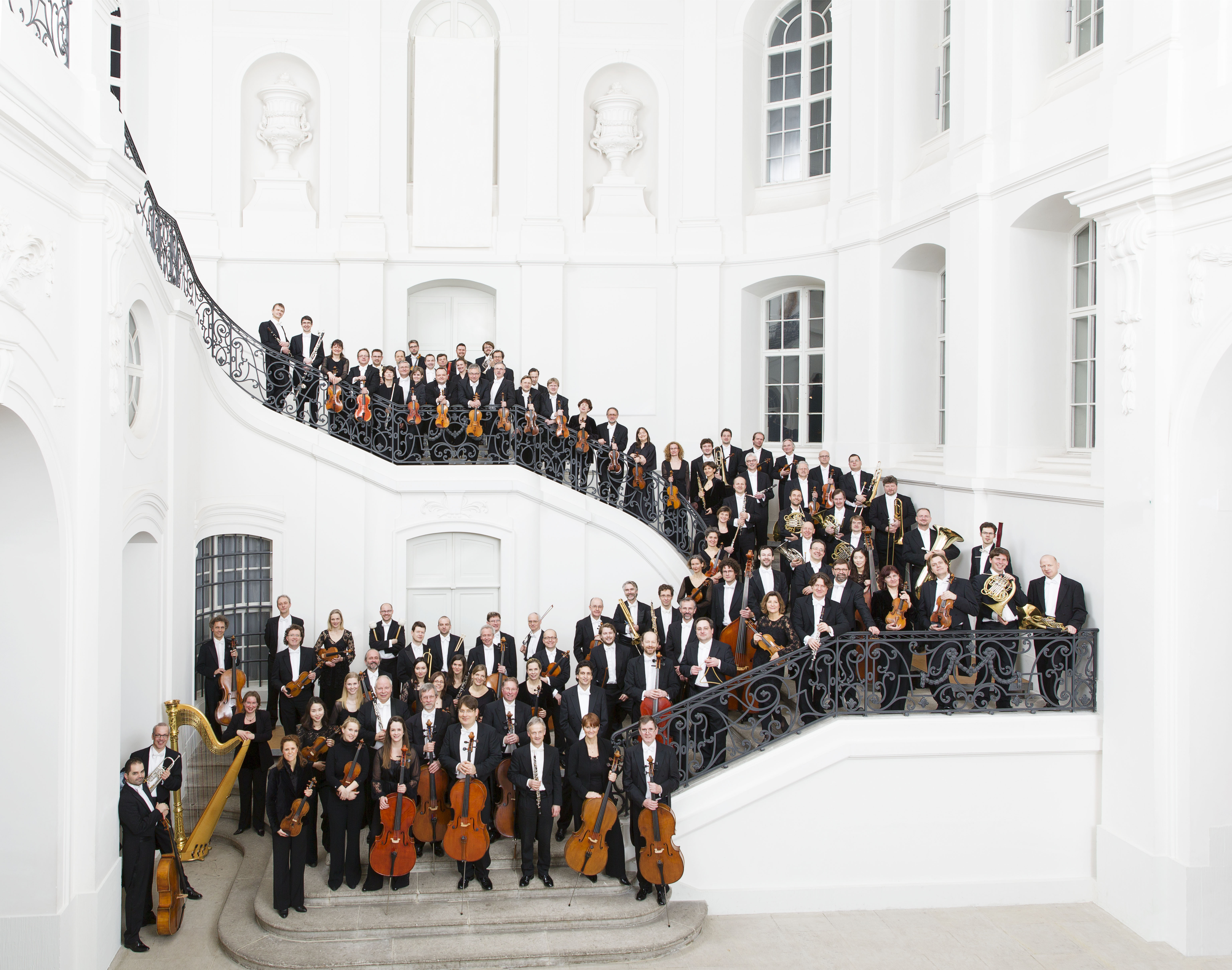 <span class='b'>ドレスデン・フィルハーモニー管弦楽団</span>