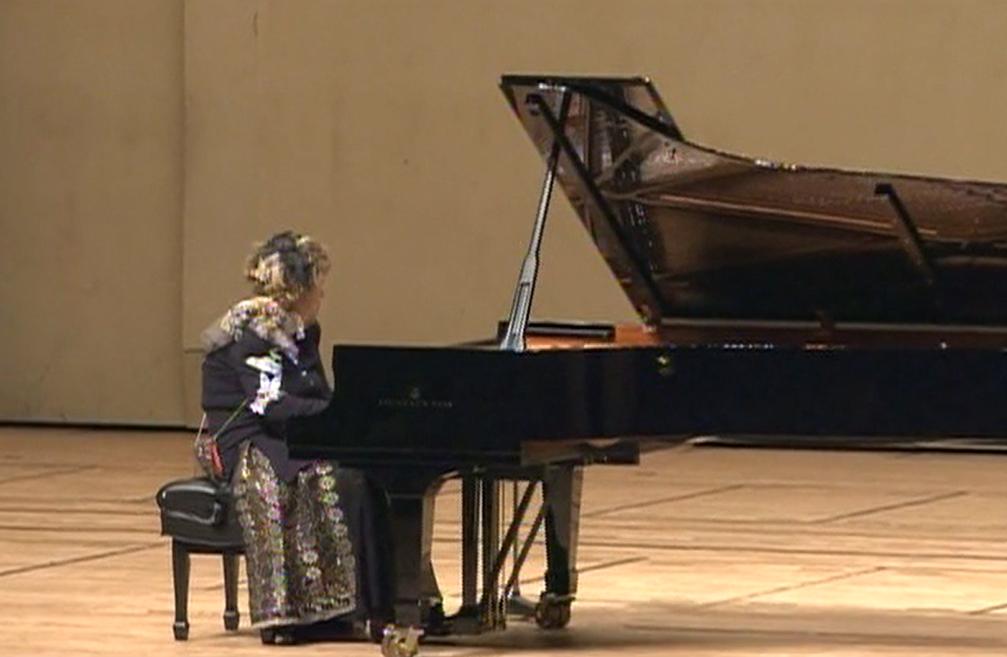 イングリット・フジコ・ヘミング ピアノコンサート