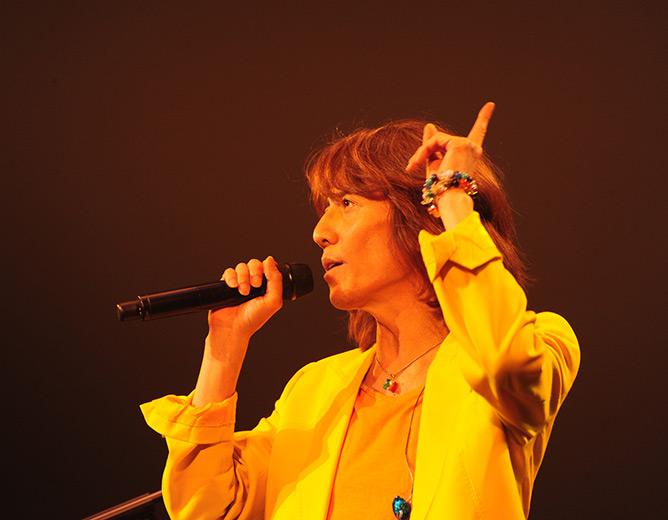 "TOSHIKI KADOMATSU Performance 2018 ""BREATH from THE SEASON"""