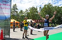 雪壁を駆け抜ける 第13回乗鞍天空マラソン