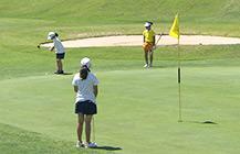 第9回 abn佐久市ジュニアゴルフ大会