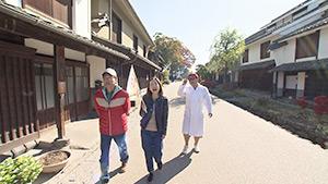 駅テレ(晩秋の味覚 目白押し!~東信ぐるり 循環バスの旅~)