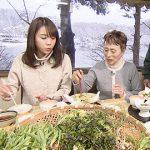 主役は麗子!信州大好きCooking SP~春に食べたい旬の食材を求めて~(4月8日土曜日 あさ9時30分放送)