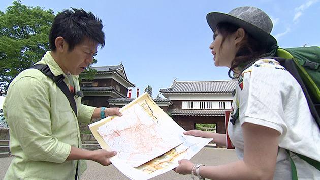 古地図でGO!! ~ 真田のあとの上田城 ~(駅テレ)