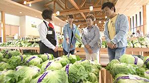 信州グルメ探訪~絶品の高原野菜をサキドリ!~(駅テレ)
