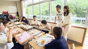 みんな一緒に!107人と行く学校登山【前編】(駅テレ)