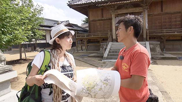 古地図でGO!! ~ 須坂市繁栄のヒミツは地形にあった!? ~(駅テレ)