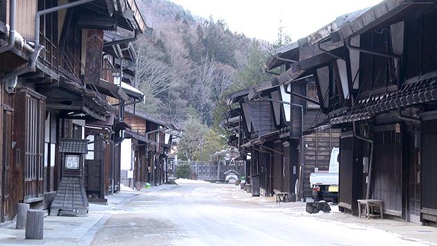 もっと!信州77「塩尻市編」| 奈良井宿