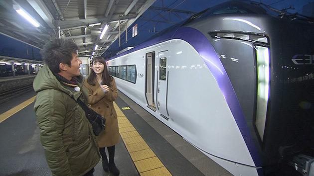 新型スーパーあずさで行く!~信州・山梨・東京 湯めぐりツアー~(駅テレ)