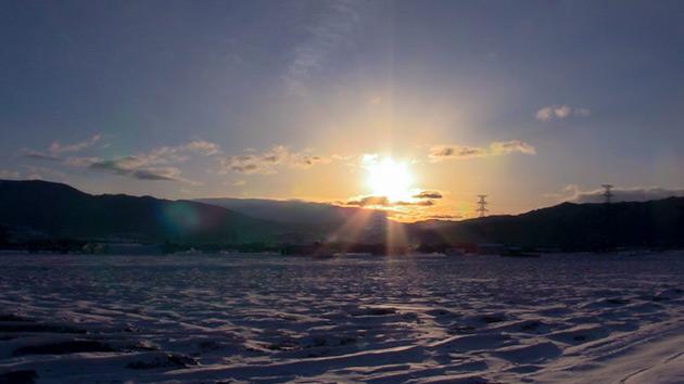 もっと!信州77「朝日村編」| 松本地域で朝日が最初に照らされる