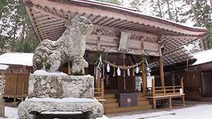 もっと!信州77「下條村編」| 入登山神社