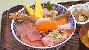 もっと!信州77「諏訪市編」| 海鮮丼