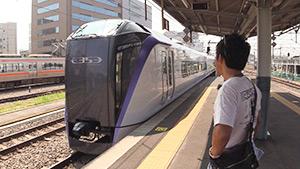 松本駅から公開生放送 ~信州の中心から旅に出よう~(駅テレ)