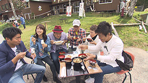旬のフルーツやど秋の味覚|オトナの遠足~行楽の秋を6人が自由に旅したら~(駅テレ)