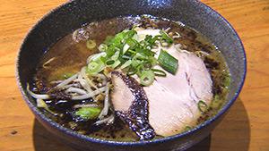 もっと!信州77「麻績村編」| 焦がし味増らー麺(いぶしや)