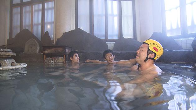 常盤屋旅館 千人風呂 超レトロ温泉ツアー!~平成最後の年末の男子温泉同好会~