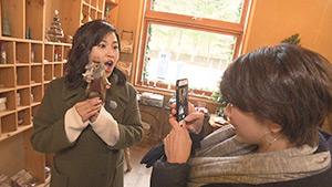 楠原アナ・萩原アナ参加!|X'mas女子会~美と健康と食を求めて~(駅テレ)
