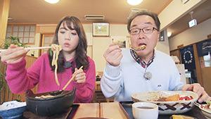 長野市 あさひや食堂 大盛りのカツカレー・鍋焼きうどん|愛され続けて50年!半世紀食堂②