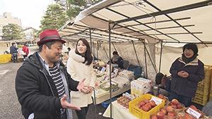 朝市 越境ツアー in 岐阜県高山市 ~県境をまたいで異文化探し~