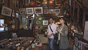 お茶ぐら「ゆいまある」|三四六&大槻瞳のぶらぶら散歩 ~長野駅東エリア編~