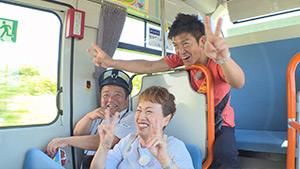 ローカル路線バス乗り継ぎでGO! ~松本駅から飯田を目指すのだ~