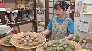 殿町の茶屋かたくり ふじ姫饅頭|越境ツアー in 静岡県浜松市 ~県境をまたいで異文化探し~