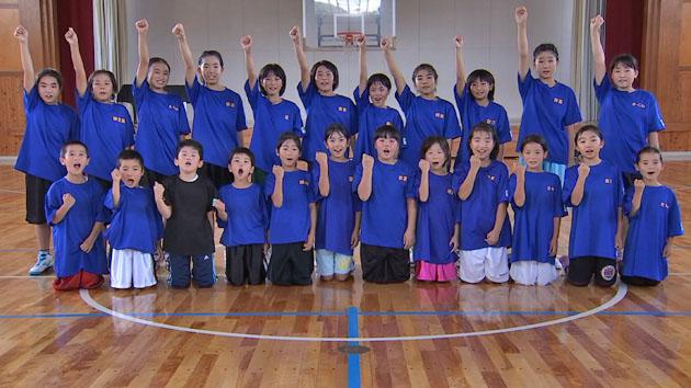 『佐久東ミニバスケットボールクラブ』1月9日放送