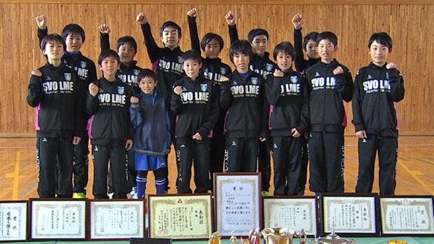 『南松本サッカースポーツ少年団』2月27日放送