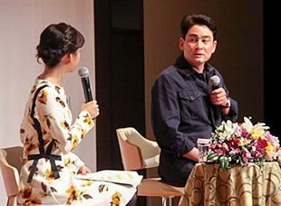 アルピニスト・野口健さんトークショー|第4回「地球を守ろう!ミーティング」活動報告