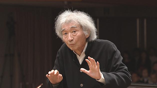 abn長野朝日放送「2015セイジ・オザワ 松本フェスティバル オーケストラコンサート」