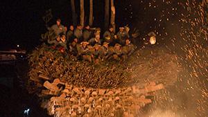 新・にほん風景遺産「豪雪と火焔の旅路 信州野沢温泉の道祖神祭(仮)」2月11日放送