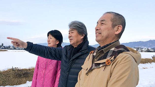 信州のがん最前線Vol.9 家族ががんになったら(2月20日 放送)