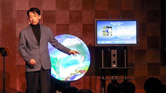 地球を守ろう!プロジェクト特別番組 宇宙飛行士の目線で地球をみてみよう!(2月20日放送)