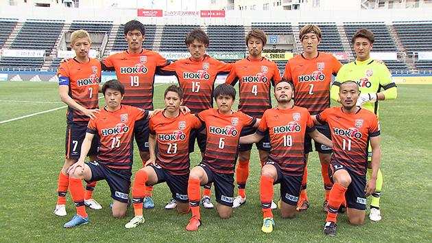 サッカーJ3 AC長野パルセイロ×ガイナーレ鳥取(2016年5月1日放送)