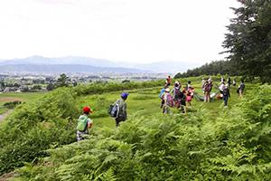 abn 北陸コカ・コーラPRESENTS「さわやか自然体験ツアーin安曇野」8月7日(日)放送