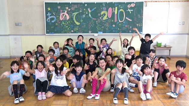 上田市合併10周年記念 ~ひとが輝くまちUEDA~ (8月27日午後3時 放送)