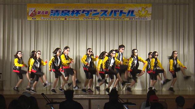 清泉杯ダンスバトル2016(10月29日土曜日 午後3時放送)