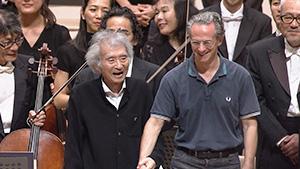 セイジ・オザワ 松本フェスティバル オーケストラコンサート2016(12月23日金曜・祝日 午後3時25分 放送)