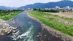 千曲川から信濃川へ~恵みの大河367kmの旅~(12月30日金曜 午後2時 放送)