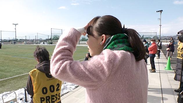 新人アナ総力取材!松本山雅の超入門(2月25日 土曜 午後3時放送)