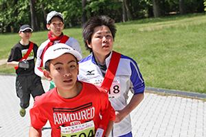 JA共済Presents みんなでつなぐ第1回abn5時間リレーマラソン(6月3日土曜 午後4時放送)