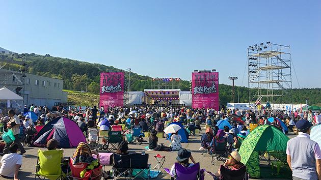 天狗Rockフェスティバル2017 みんなで作ったロックフェス(6月24日土曜 午後2時30分放送)