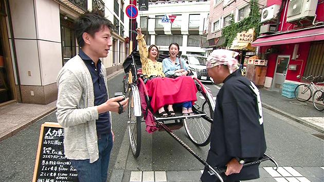 信州をカーナビ UぐるっTV(鳥肌コロシアムに挑む&元祖牛鍋に舌鼓)