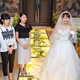 笹木香利のブライダルTV(6月25日 日曜 午後3時55分放送)