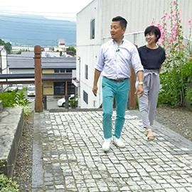 朝岡聡のいいやま散歩(7月28日 金曜 午前10時3分放送)
