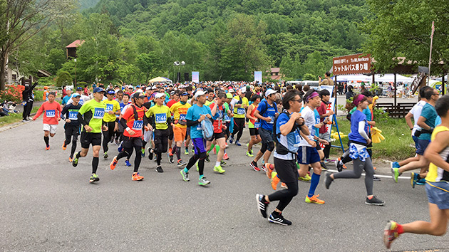 第12回乗鞍天空マラソン(8月5日 土曜 午後3時放送)