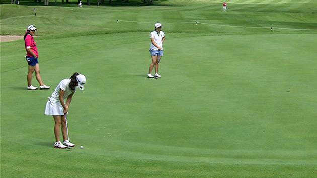 第8回abn佐久市ジュニアゴルフ大会