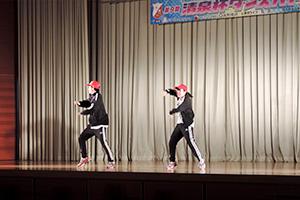 清泉杯ダンスバトル2017