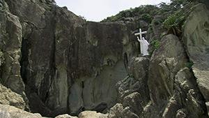 キリシタン洞窟|信州をカーナビ UぐるっTV