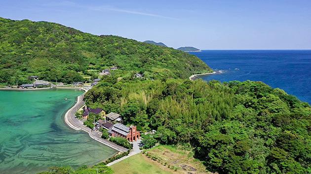 長崎県五島列島|信州をカーナビ UぐるっTV